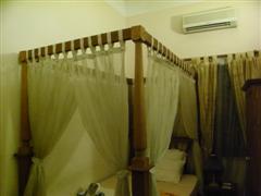 Single room at guest house